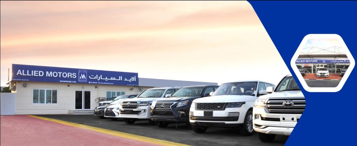 Allied Motors - For Anyone, Anytime, Anywhere.