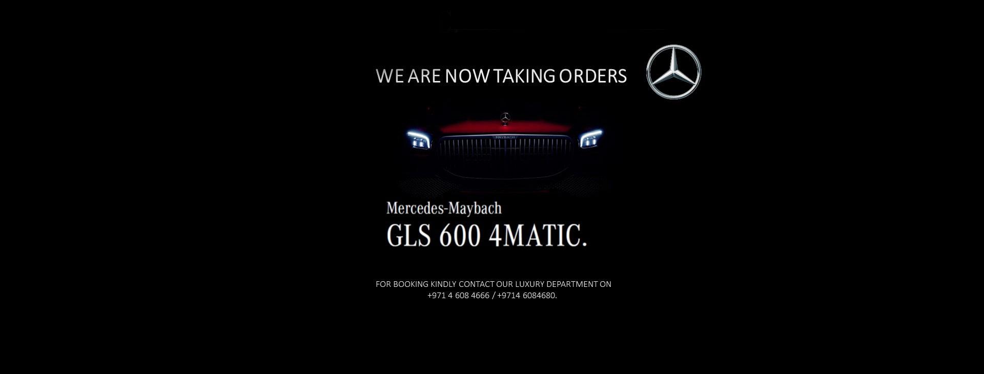 Maybach GLS 600 2021